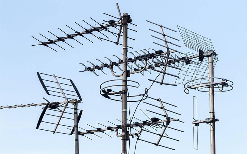 anteny DVB T