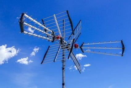 montaż anten DVB T
