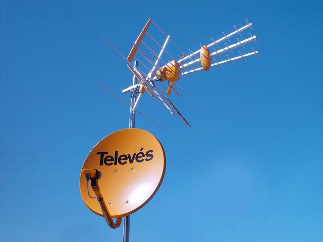instalacja Tv-Sat